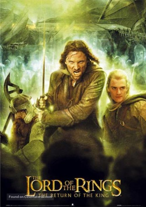 The Lord Of The Rings The Return Of The King Other