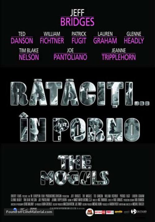 The Moguls - Romanian Movie Poster