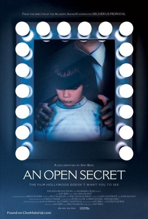 An Open Secret - Movie Poster