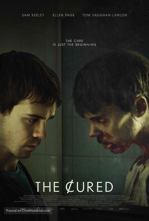 The Cured - Movie Poster