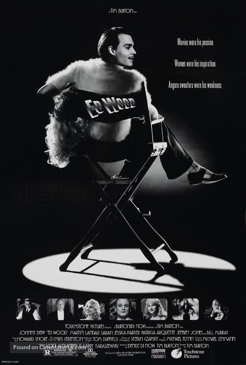 Ed Wood - Movie Poster