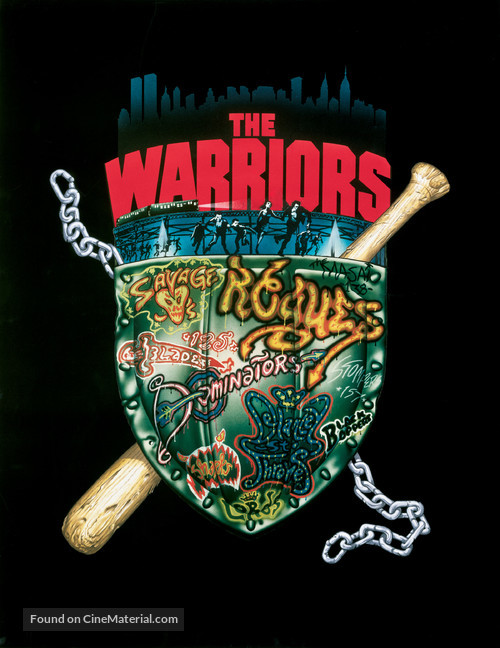 The Warriors - Logo