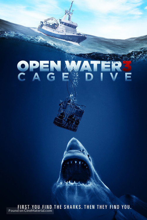 Cage Dive - DVD movie cover