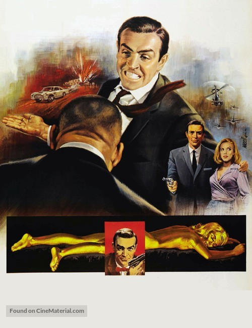 Goldfinger - Key art