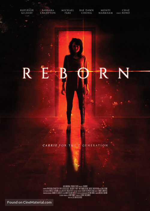Reborn - Movie Poster