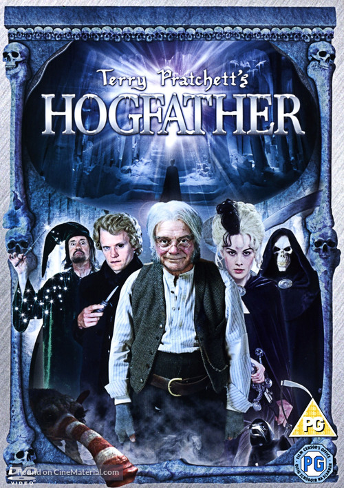 Image result for hogfather movie poster""