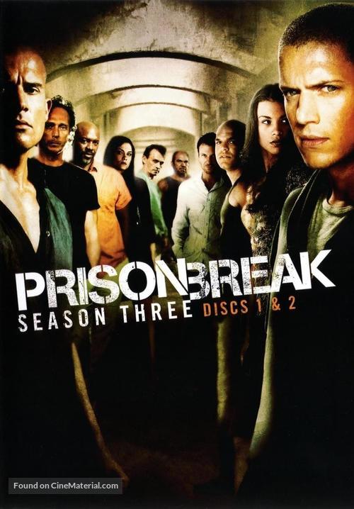 """Prison Break"" - Movie Cover"
