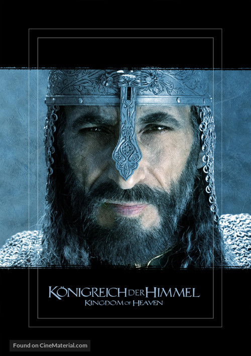 Kingdom of Heaven - German Movie Poster