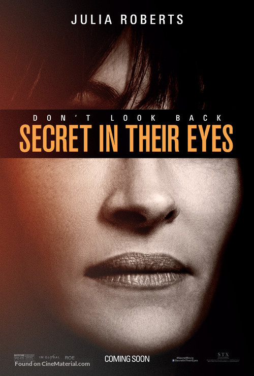 Secret in Their Eyes - Movie Poster