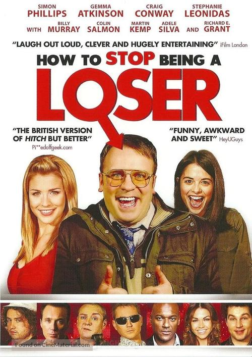 How to Stop Being a Loser - DVD cover