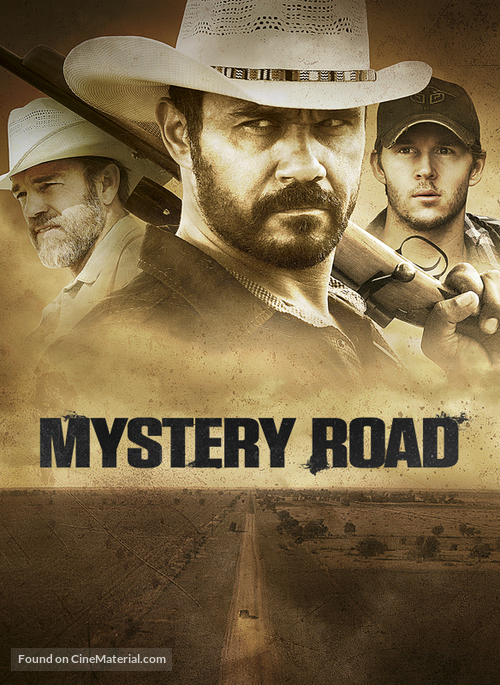 Mystery Road - DVD cover