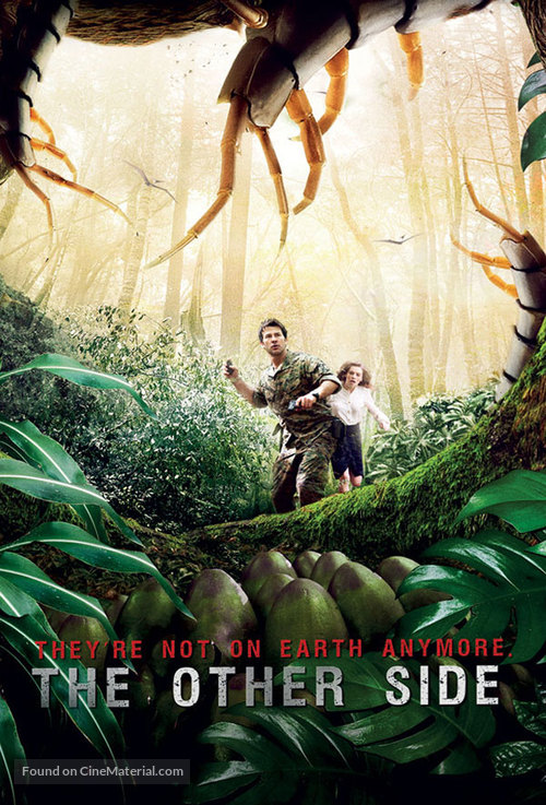 Ferocious Planet - Hong Kong DVD cover