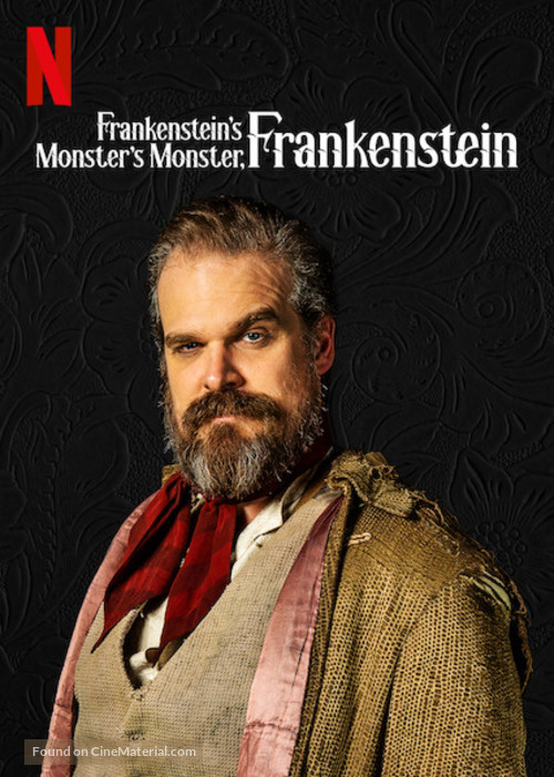 Frankenstein's Monster's Monster, Frankenstein - Movie Cover