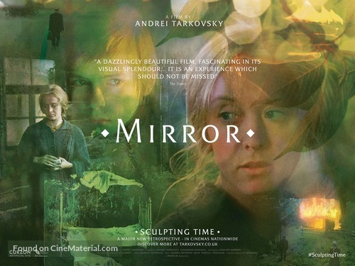 The Mirror - British Re-release movie poster