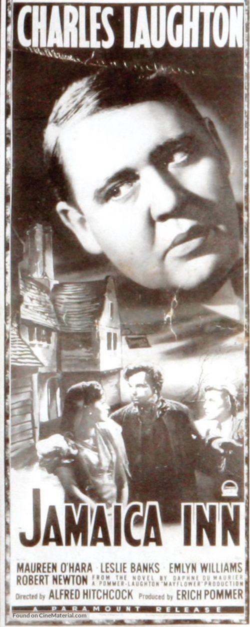 Jamaica Inn - Movie Poster