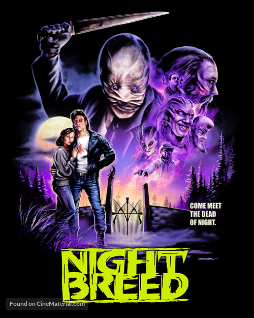 Nightbreed - Movie Poster