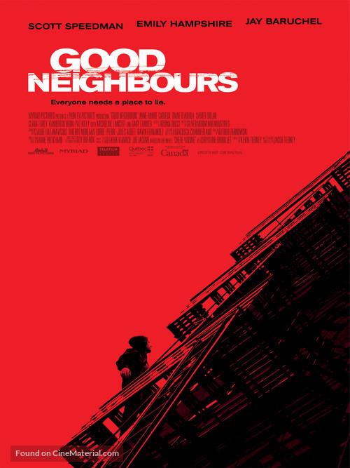 Good Neighbours - Canadian Teaser poster