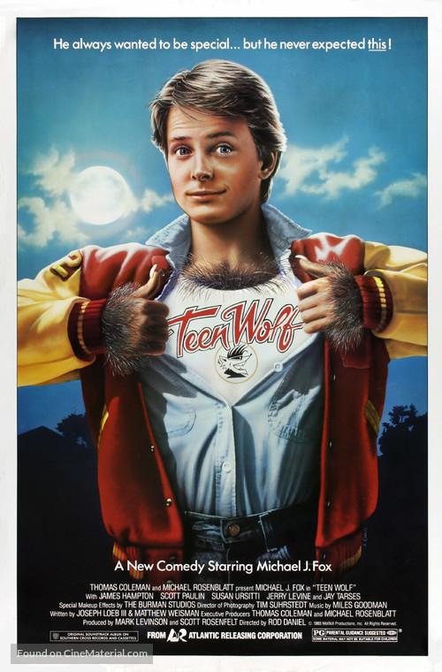 Teen Wolf - Movie Poster