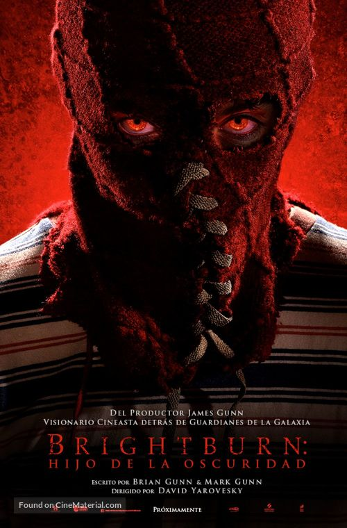 Brightburn - Mexican Movie Poster