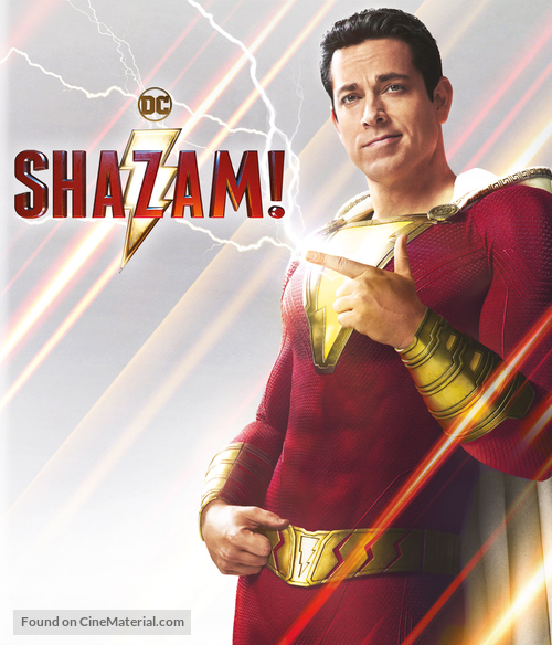 Shazam! - Movie Cover