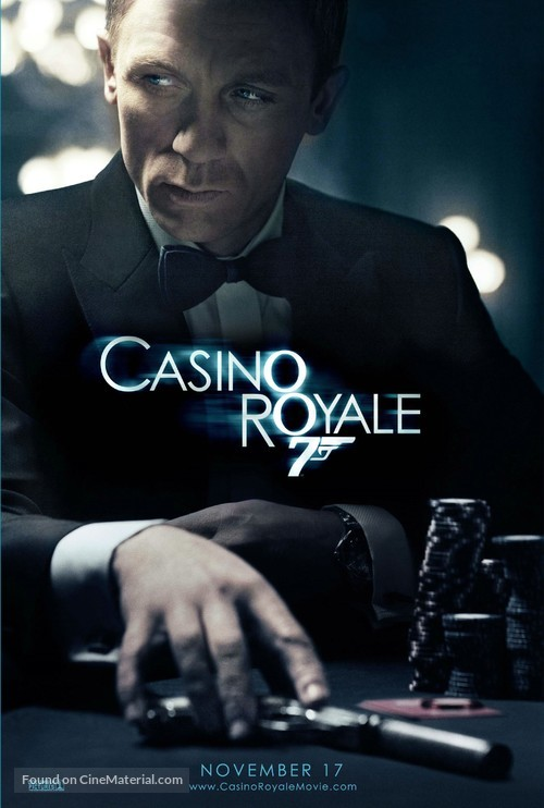 Casino Royale - Teaser movie poster