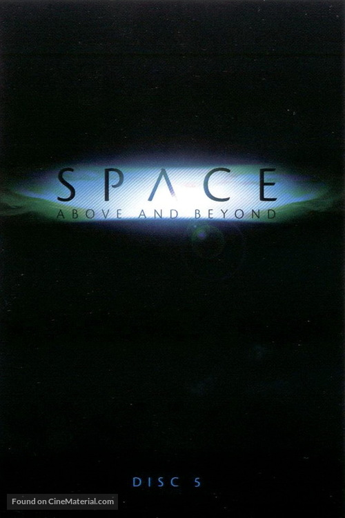 """""""Space: Above and Beyond"""" - Movie Cover"""