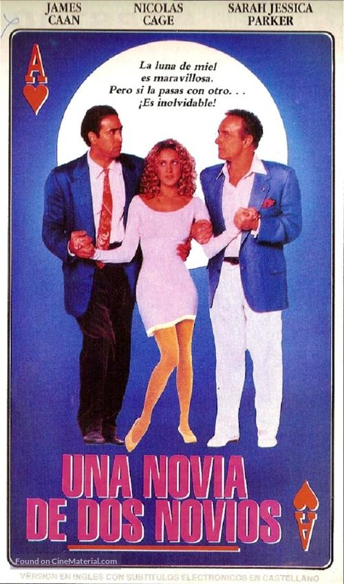 Honeymoon In Vegas - Argentinian poster