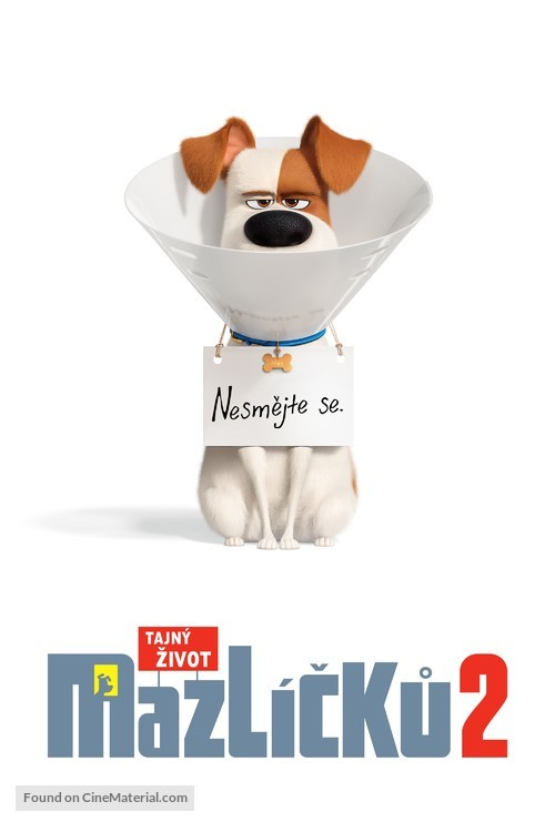 The Secret Life of Pets 2 - Czech Movie Poster