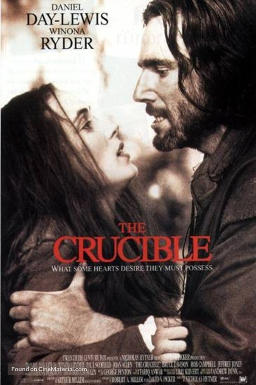 The Crucible - Movie Poster