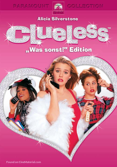 Clueless - German DVD cover