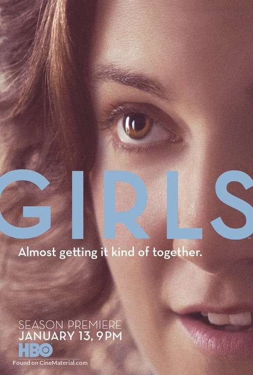 """Girls"" - Movie Poster"