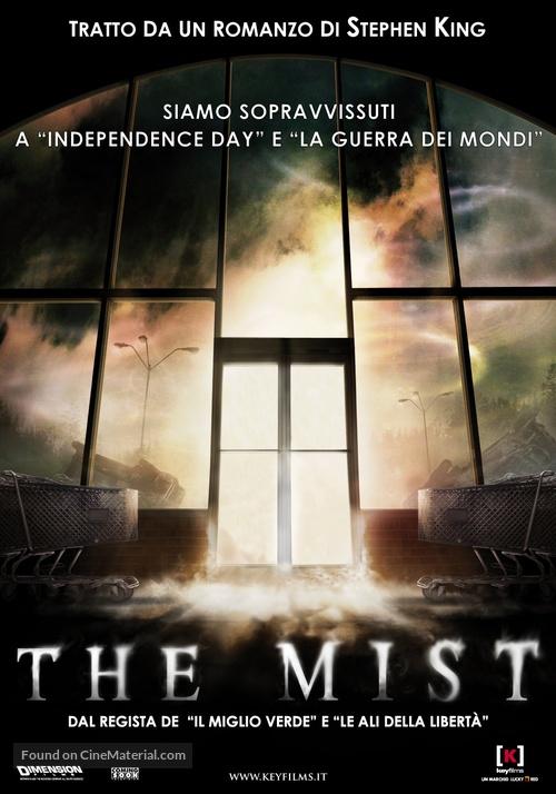 The Mist - Italian Movie Poster