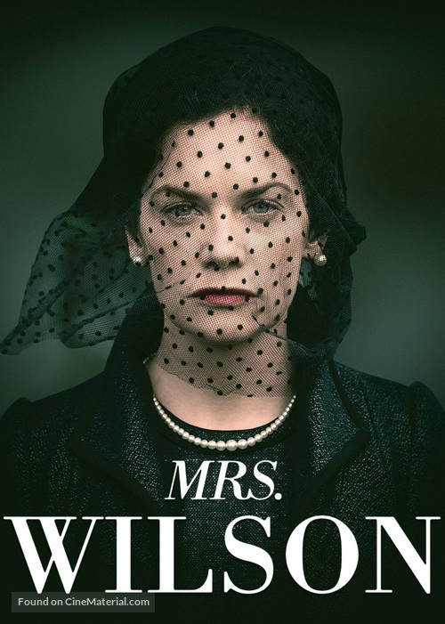 """Mrs. Wilson"" - Movie Cover"