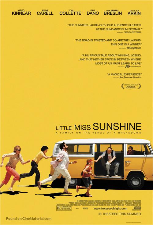 Little Miss Sunshine - Movie Poster
