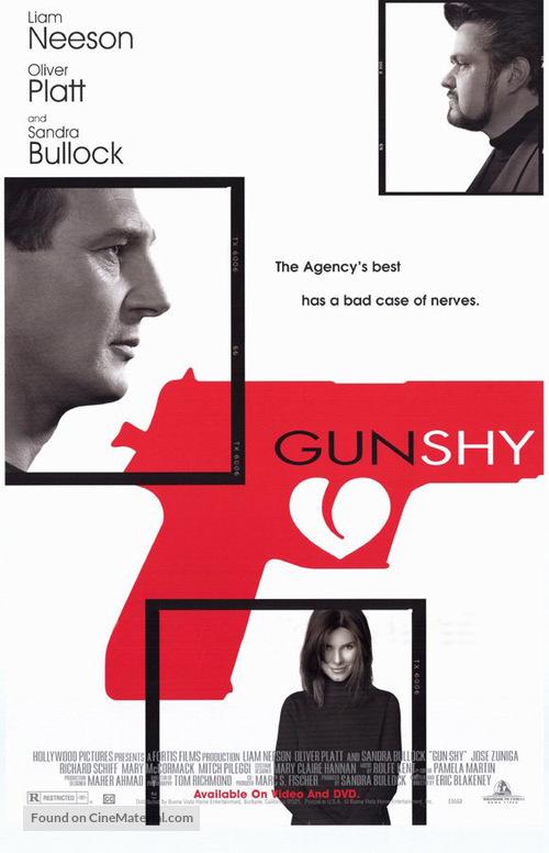 Gun Shy - Movie Poster