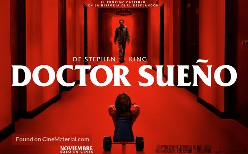 Doctor Sleep - Mexican Movie Poster