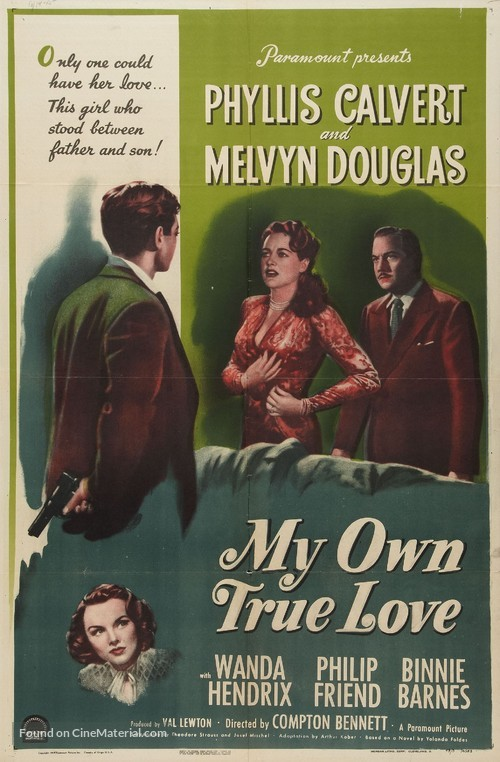 My Own True Love - Movie Poster