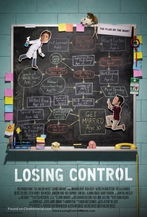 Losing Control - Movie Poster