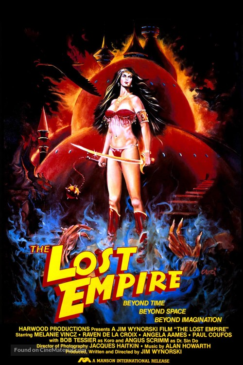 The Lost Empire - Movie Poster