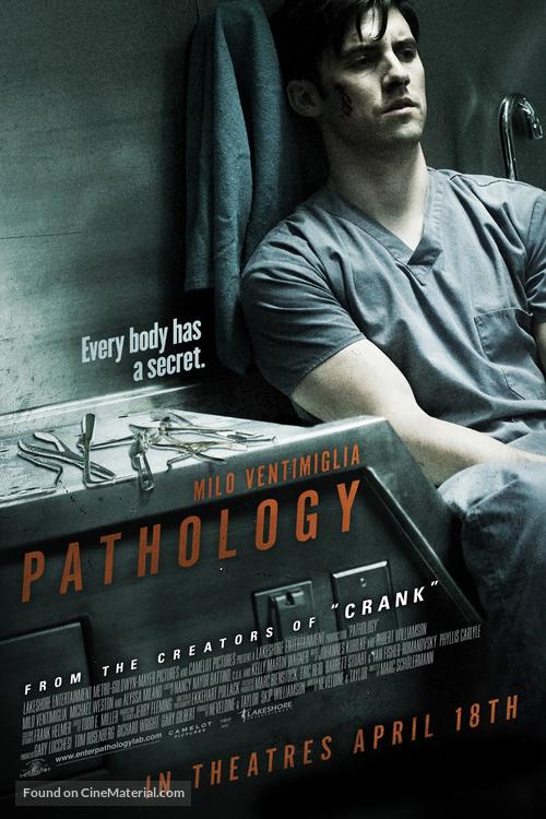 Pathology - Movie Poster