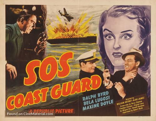 S.O.S. Coast Guard - Movie Poster