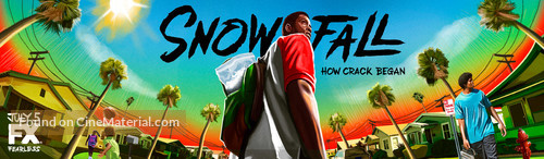 """Snowfall"" - Movie Poster"