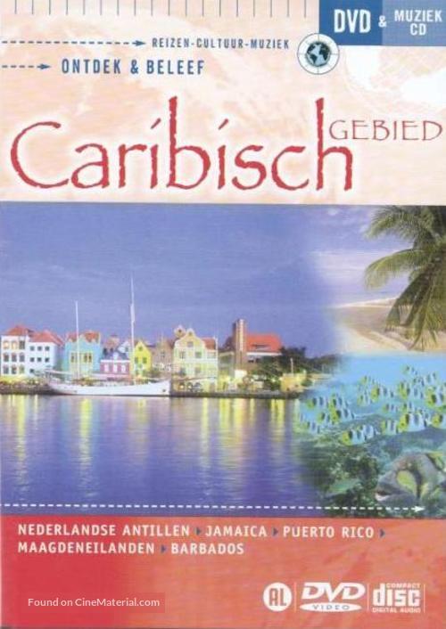 """Vlaanderen vakantieland"" - Dutch DVD cover"