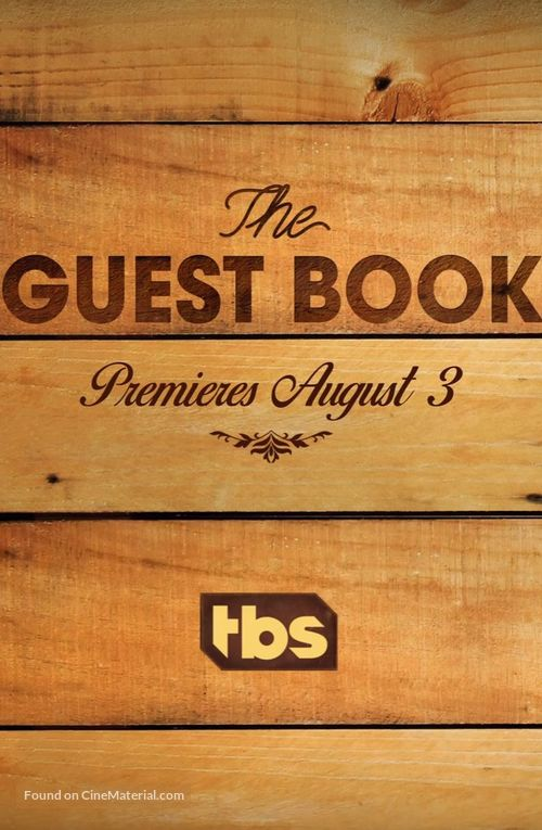 """""""The Guest Book"""" - Movie Poster"""
