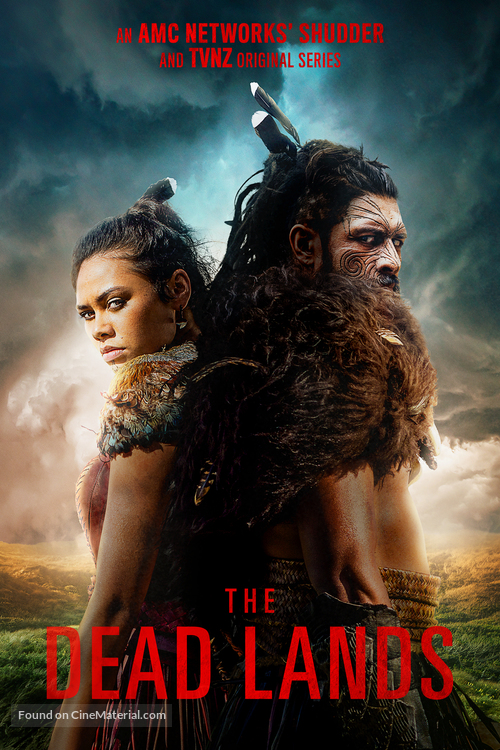 """""""The Dead Lands"""" - Video on demand movie cover"""