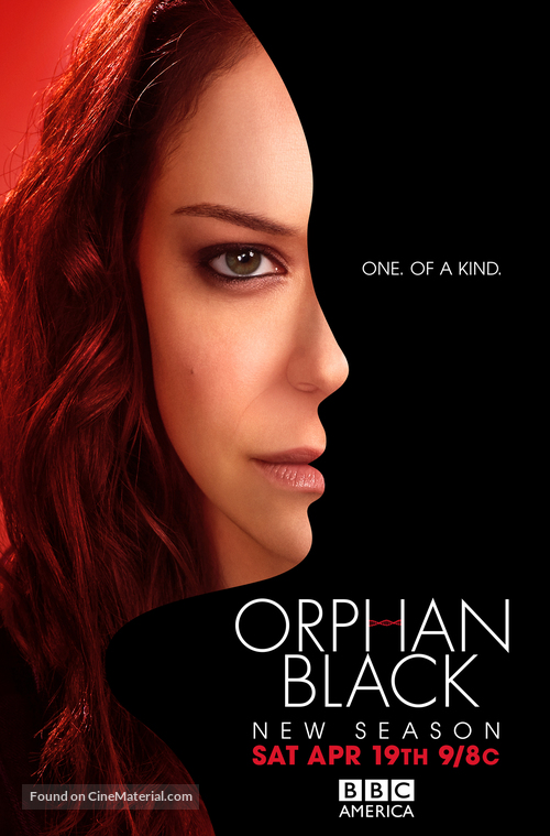 """Orphan Black"" - Movie Poster"
