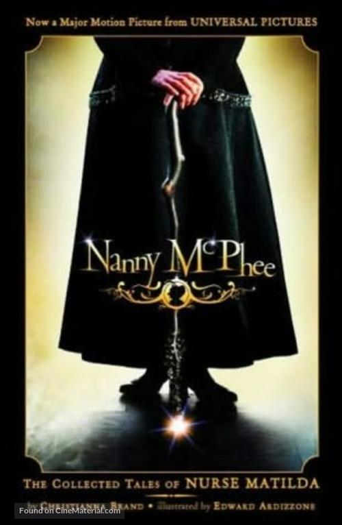 Nanny McPhee - Movie Poster