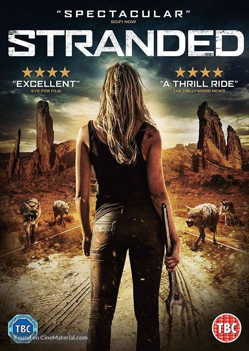 Monolith British movie cover