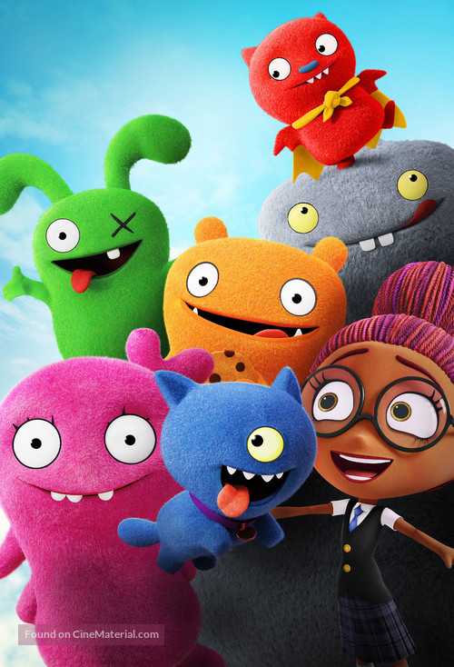 UglyDolls - Key art