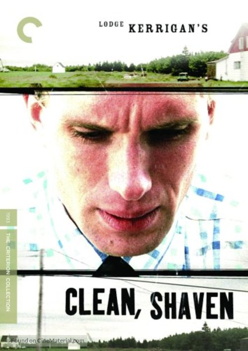 Clean, Shaven - DVD movie cover